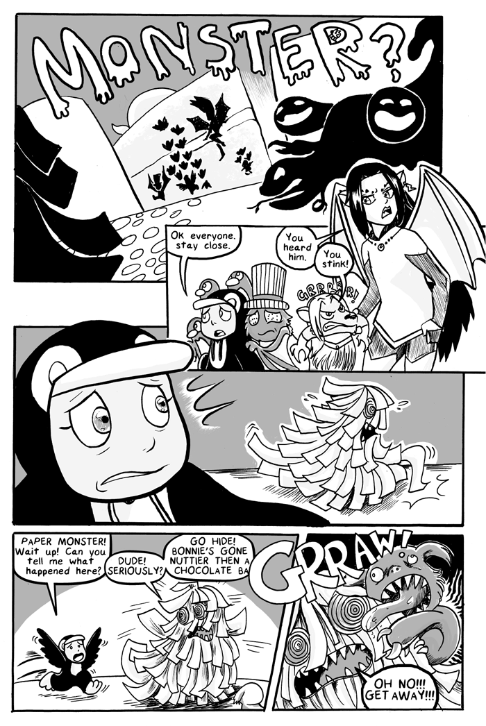 Monster? page 1