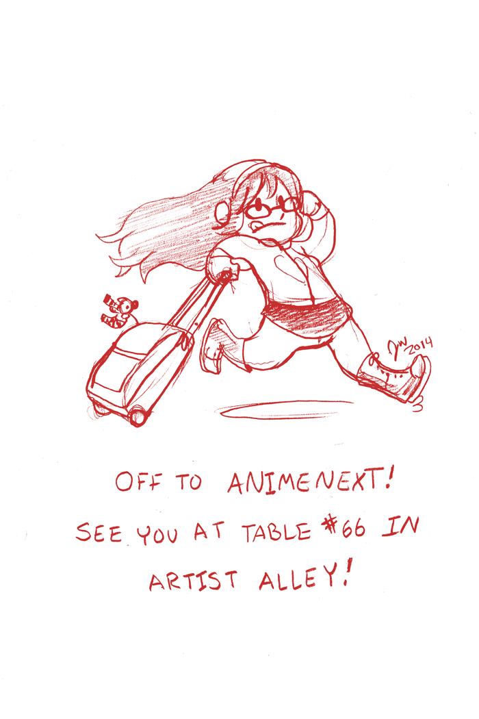 Running Anime Next